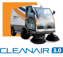 Suction Street Sweeper