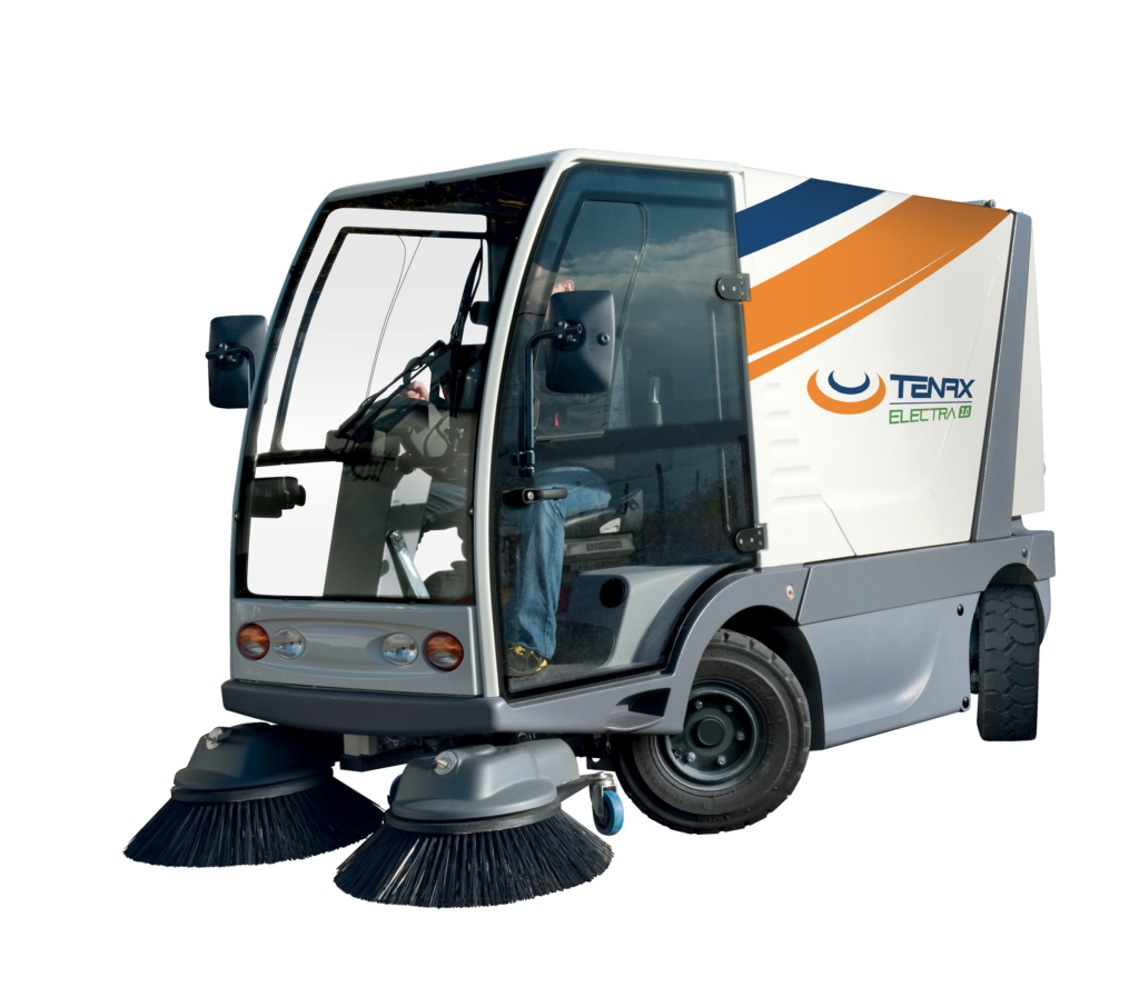 Urban electric sweepers