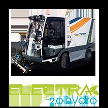 Electra 2.0 Hydro | Balayeuse 100% Electrique Pour Milieu Urbain