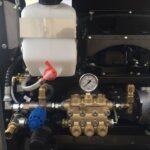 Système de réservoir de la laveuse èlectrique Electra 2.0 hydro Tenax