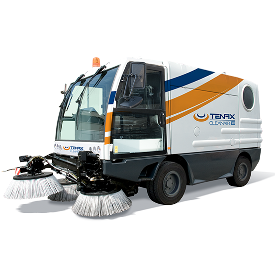 Suction street sweeper Cleanair 5.0