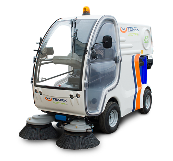 Electric street sweeper Electra 1.0