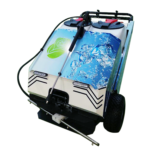 Electric sidewalk washer Maxwind Hydro
